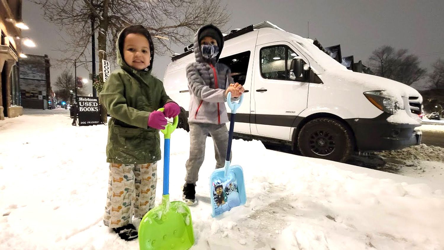 A winter RV trip has its difficulties, but if done right can be just as much fun as one during the summer!