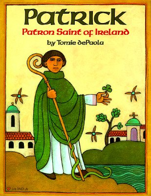 Saint Patrick's Day children's book that teaches children about the history of the holiday.