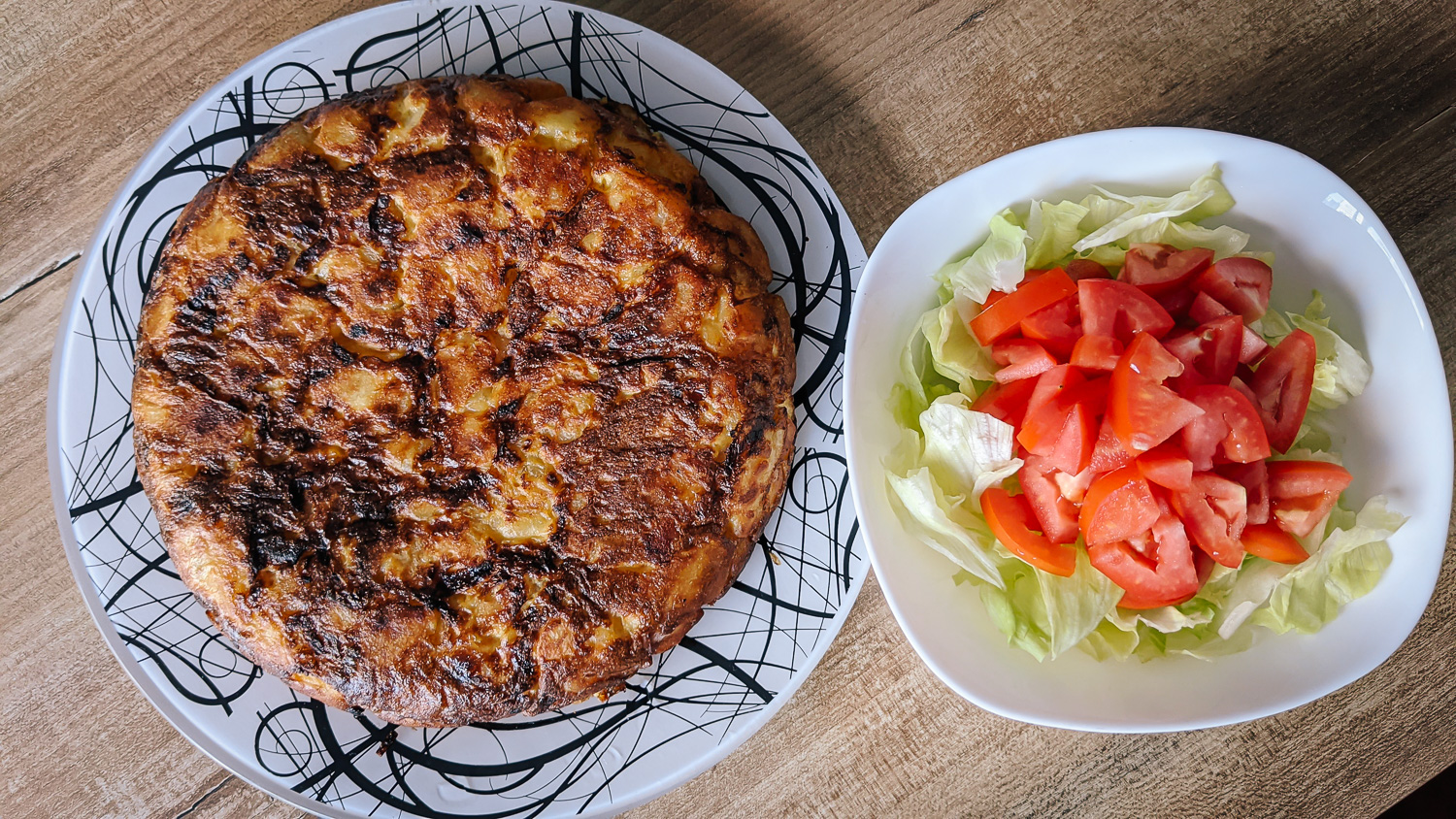 A Spanish tortilla recipe that will knock your socks off!