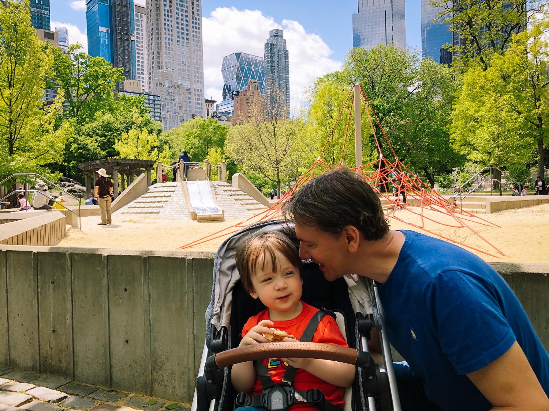 Amazing Manhattan playgrounds