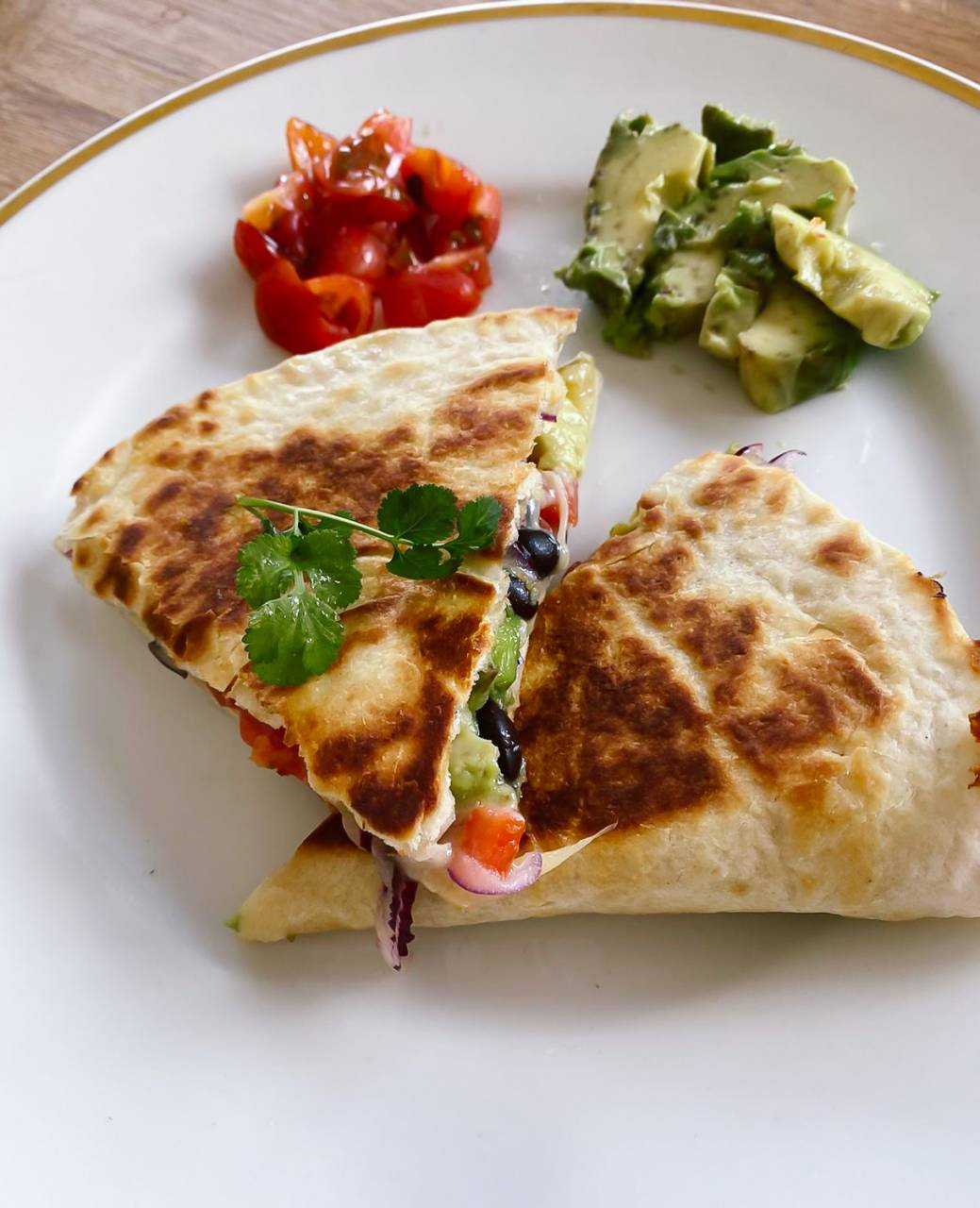 Quesadilla recipe from Mexico