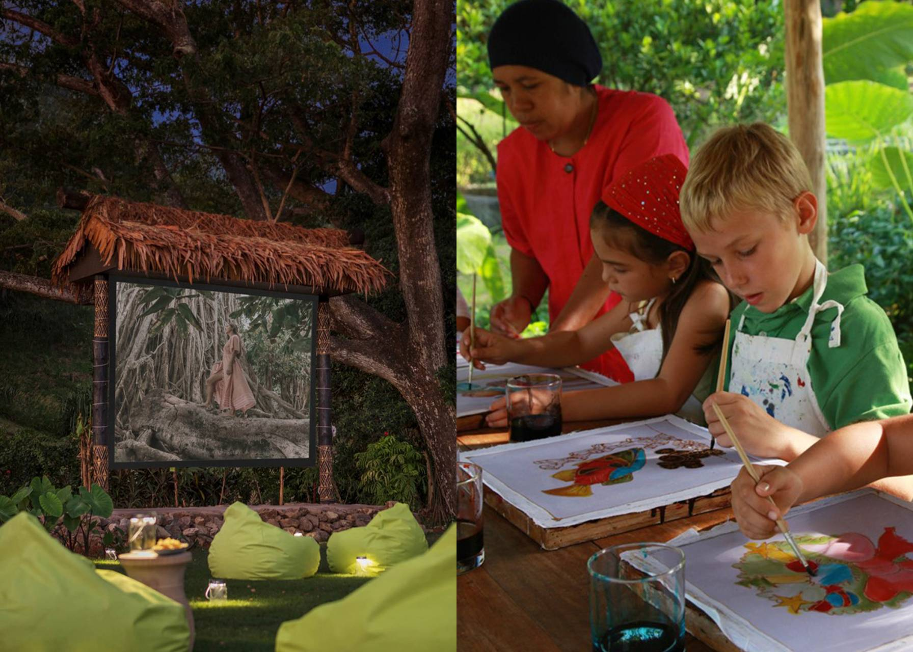 The six senses in Fiji is a great option when looking for sustainable hotels!