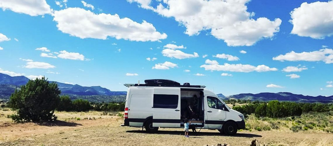 RV trips and Van Life are incredibly popular this year