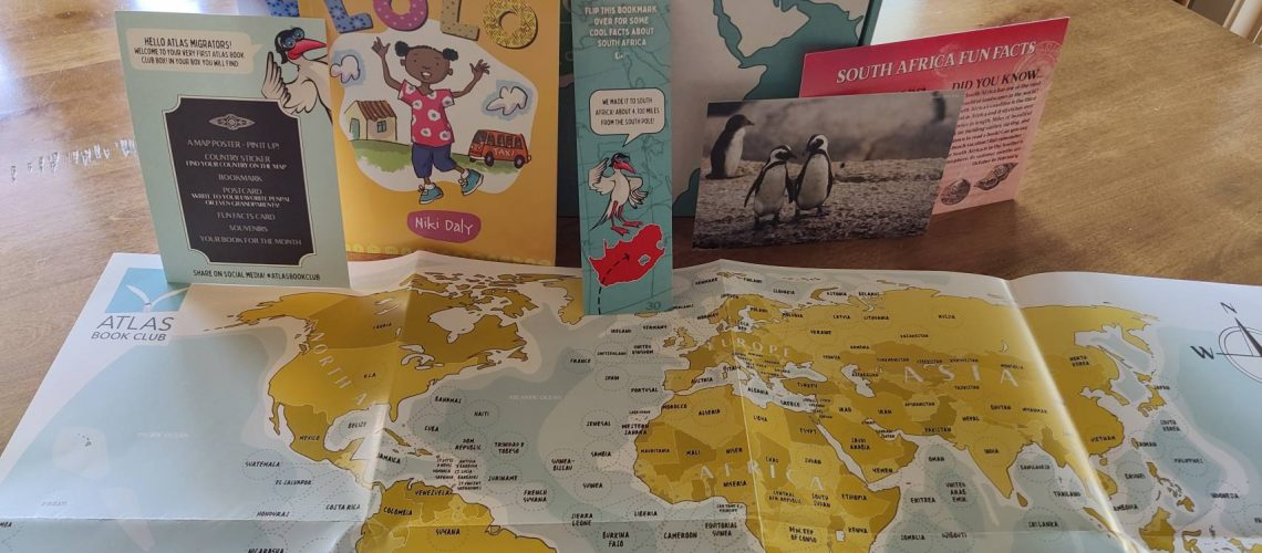 Atlas Book Club is a subscription box for kids that is a must for Christmas this year.
