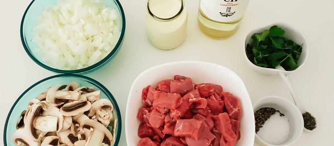 stroganoff recipe