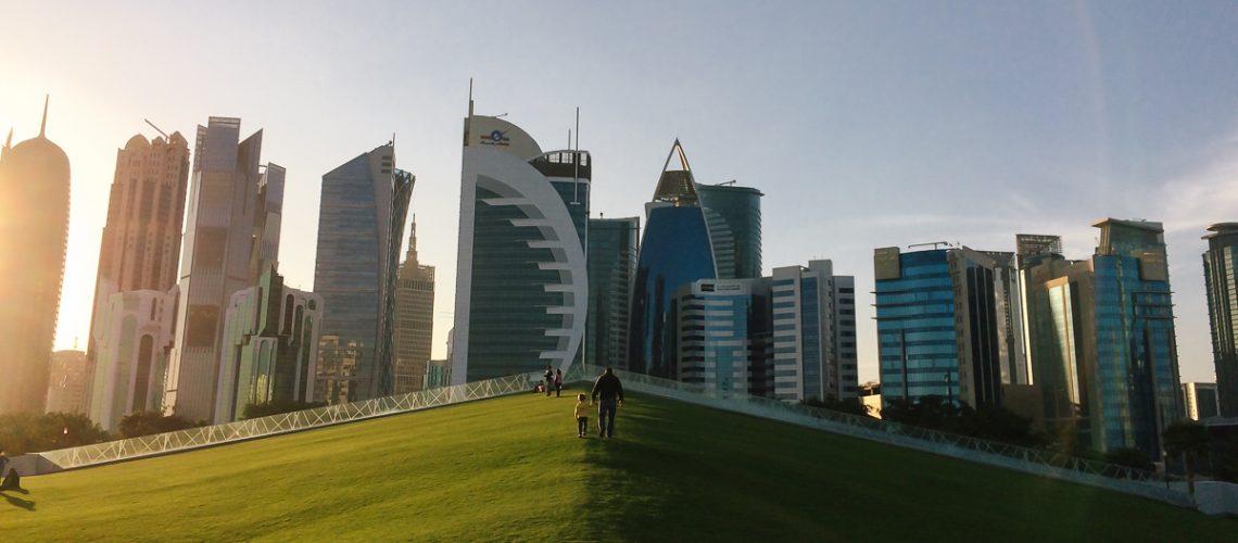 expat life in Doha, Qatar