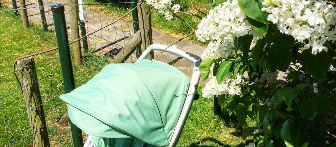 Greentom Mint Stroller