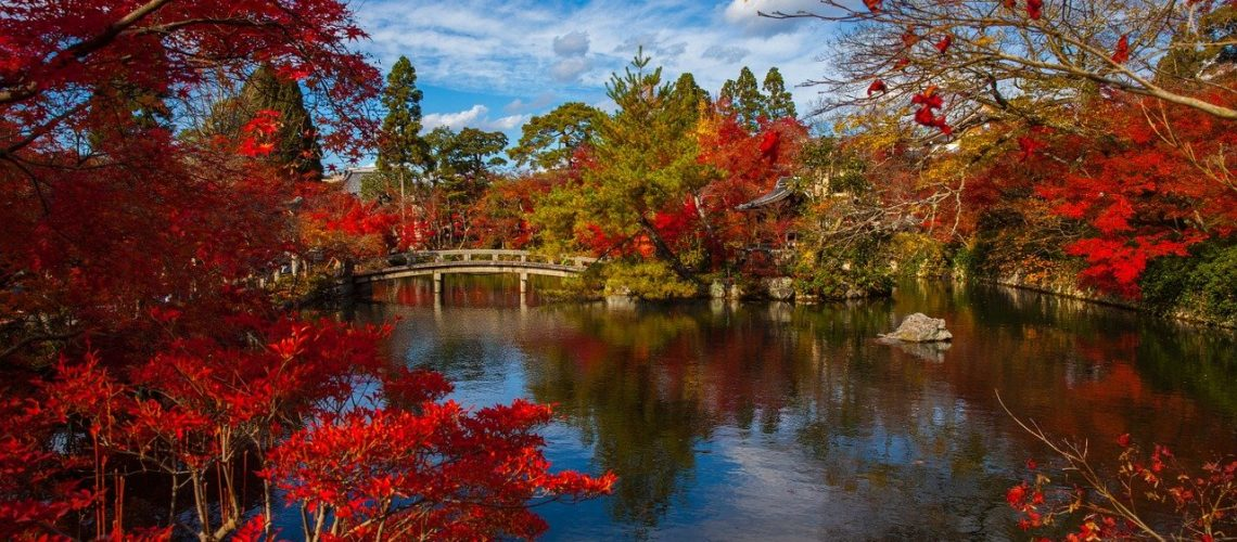 UNESCO World Heritage sites to visit in Autumn