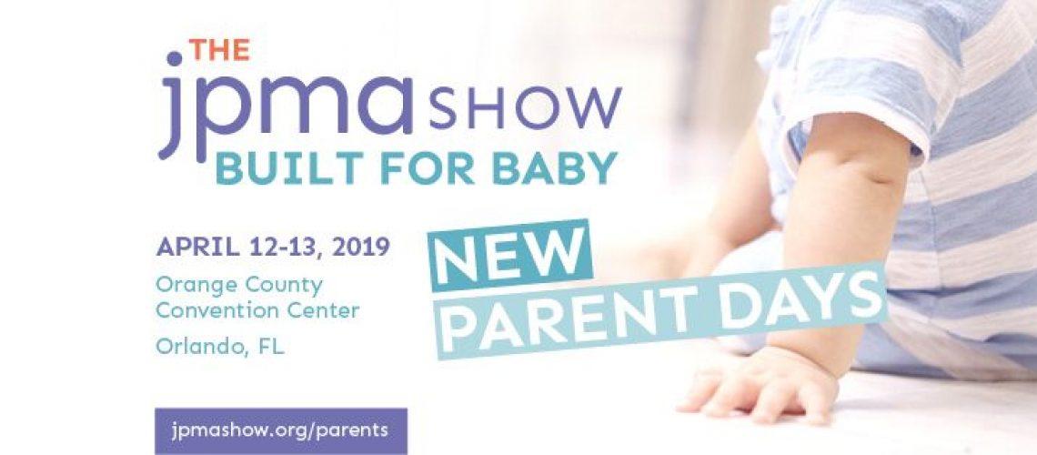 JPMA built for baby