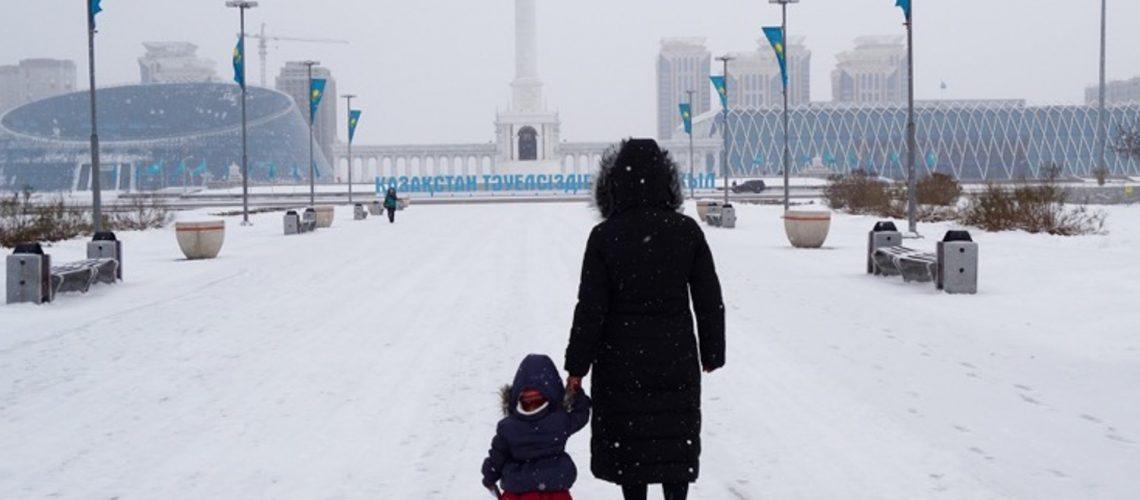 travel to kazakstan with baby
