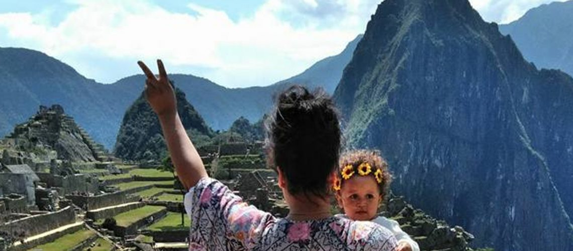 traveling to peru with a baby
