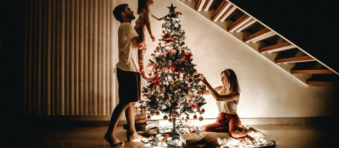 How to celebrate Christmas away from family during Covid