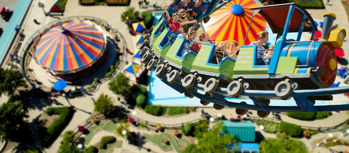How theme parks are handling their new normal